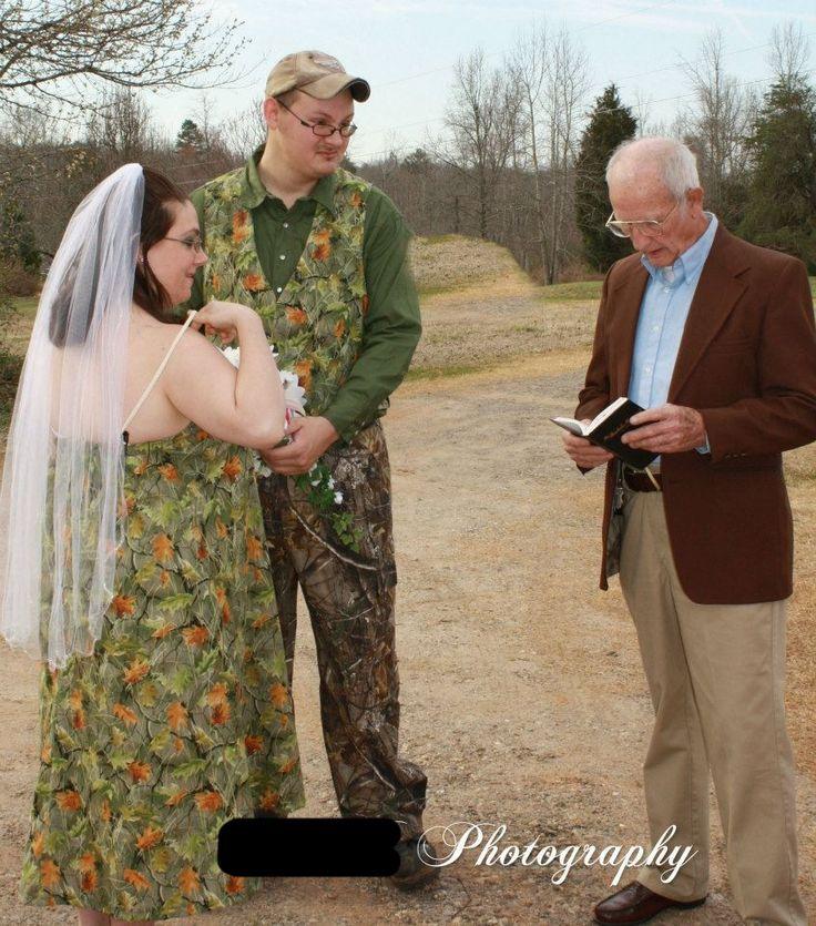 Classy Camo Wedding Ideas: Camo Wedding. Classy...