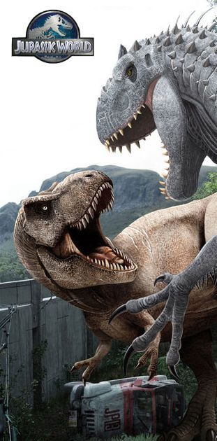 It's one movie that I'd watch over and over again (just like Jurassic Park). :D Jurassic World  -  #jurassicworld