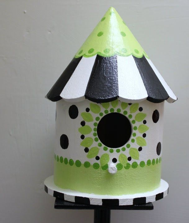 SCRAP YOUR WORLD: Birdhouses                                                                                                                                                      More
