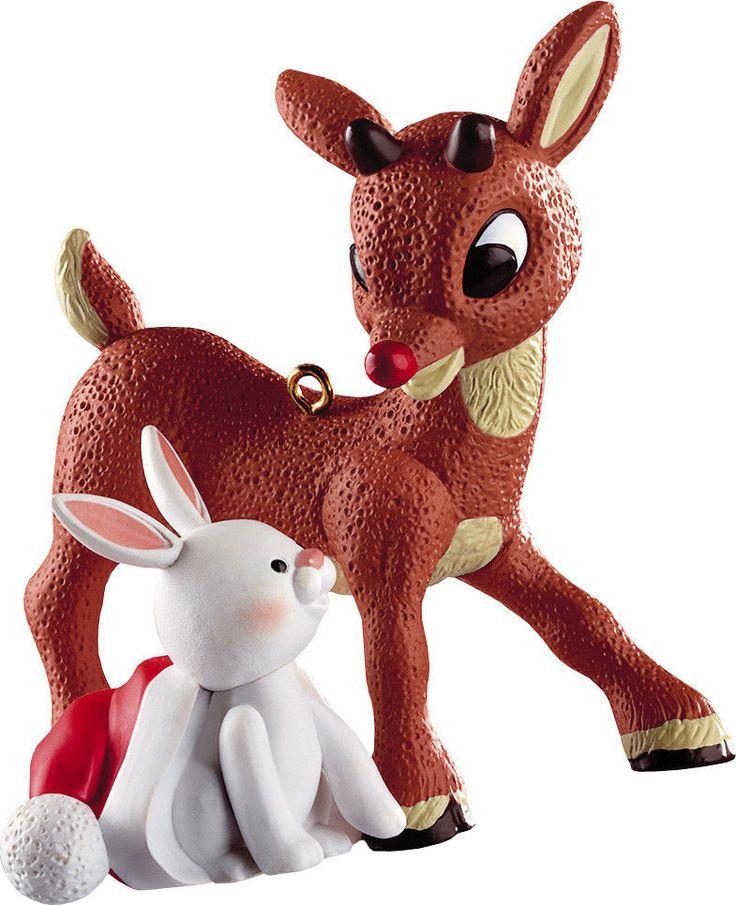 American Greeting Christmas Ornaments Part - 23: Carlton American Greetings Ornament 2012 Rudolph The Red-Nosed Reindeer