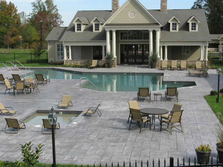 This Pool Deck Is For Those Who Demand The Finest Things In Life.