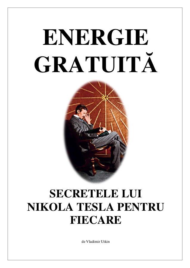 Vladimir utkin   energie gratuita - secretele lui tesla pentru fiecare