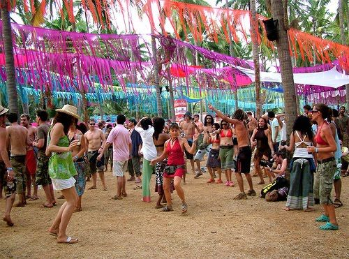 Sunburn Festival, Goa: Immerse Yourself in Music, Food and Fun