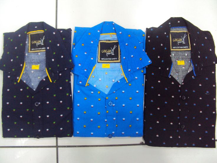 New Stylist printed Shirt Only@550