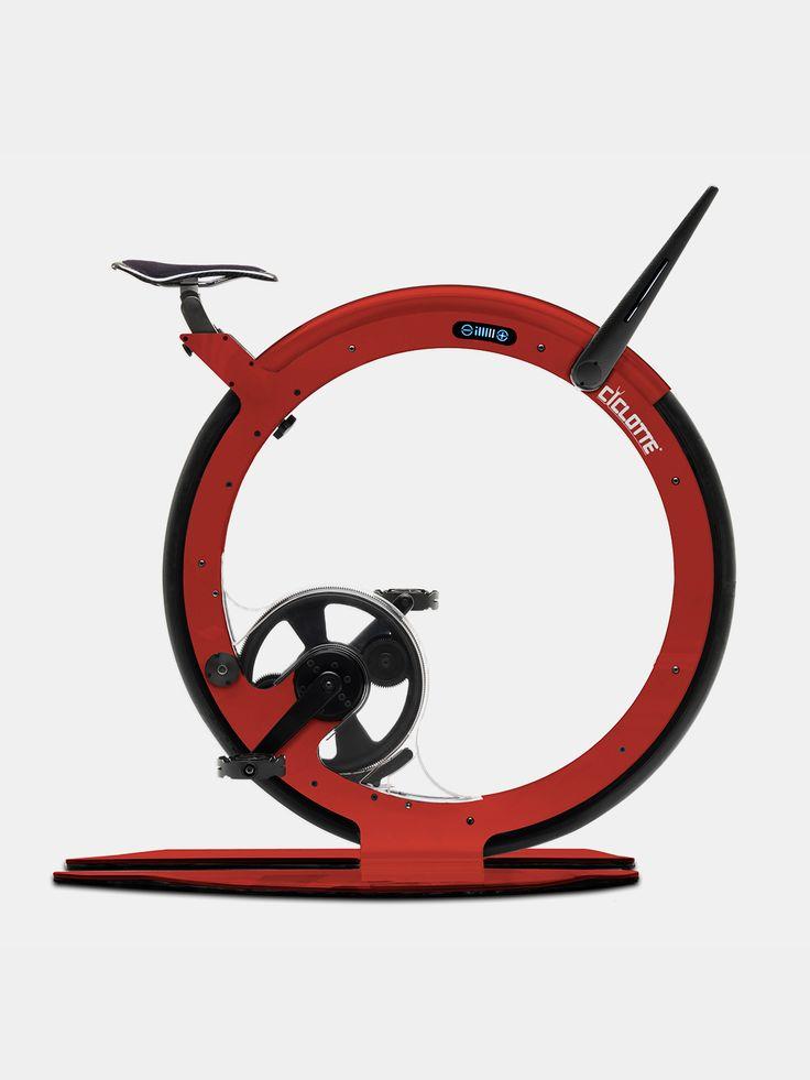 CICLOTTE , Kırmızı Tasarım Egzersiz Bisikleti  #shopigo #shopigono17 #ss16 #conceptstore #onlinestore #onlineshopping #buyonline #onlineconceptstore #ciclotte #exercisebike