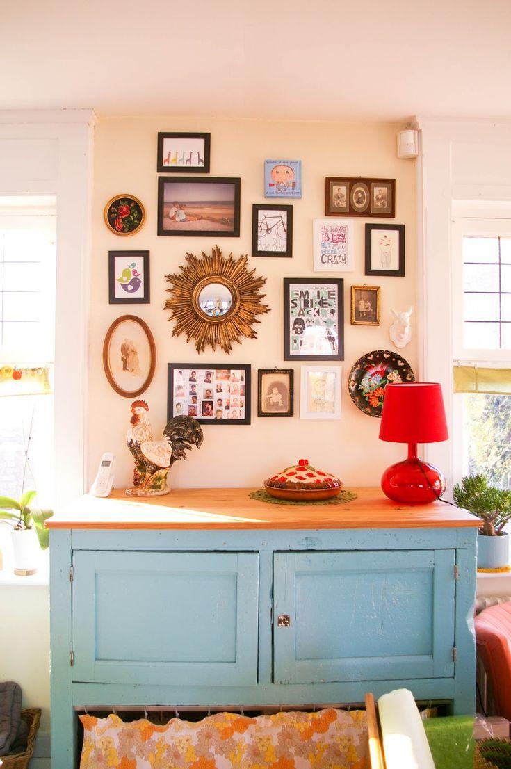 les 25 meilleures id es de la cat gorie murs de cadre sur pinterest projets de cadre diy. Black Bedroom Furniture Sets. Home Design Ideas
