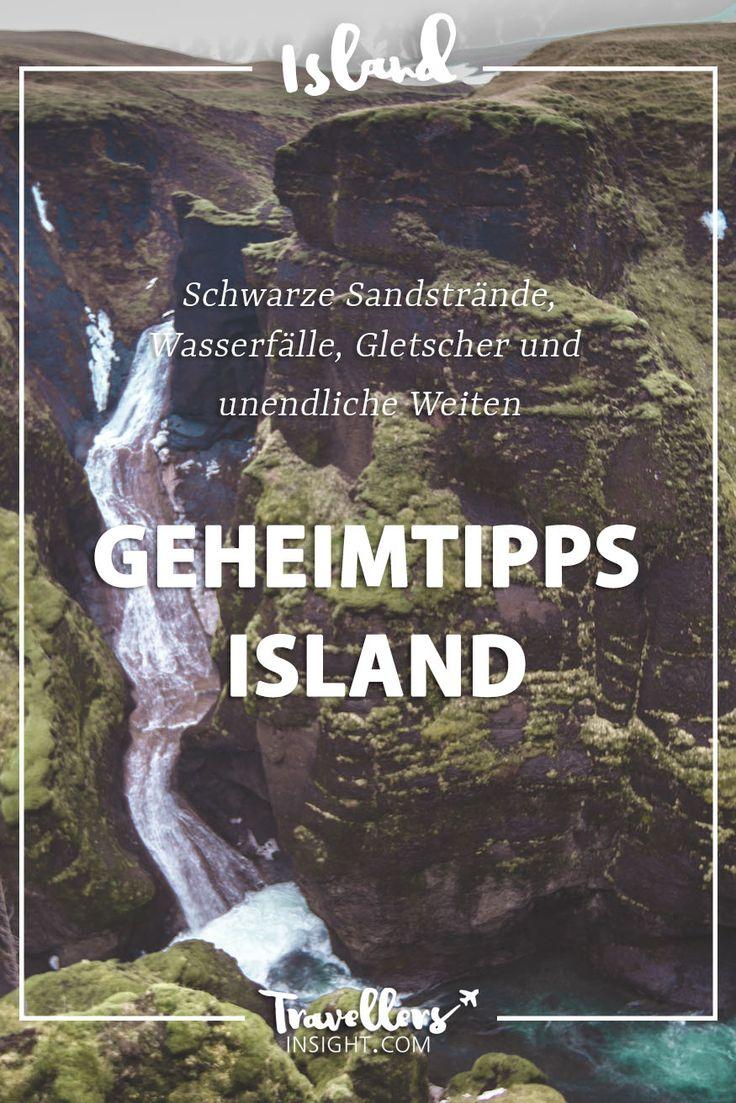 Geheimtipps Island