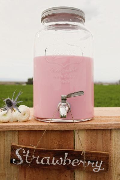 Strawberry Milk #2013JuneDairyMonth #CelebrateDairy