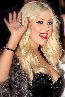 18 December, 1980 ~ Christina Aguilera, American singer, songwriter, actress and television personality.