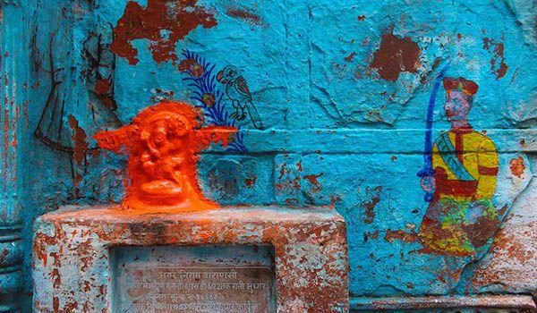 Varanasi : 1st time through View-Finder on Behance