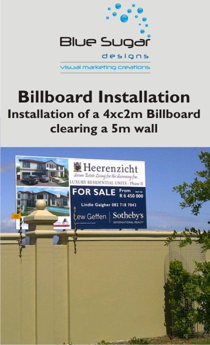 Indoor and Outdoor signage done in a variety of materials.