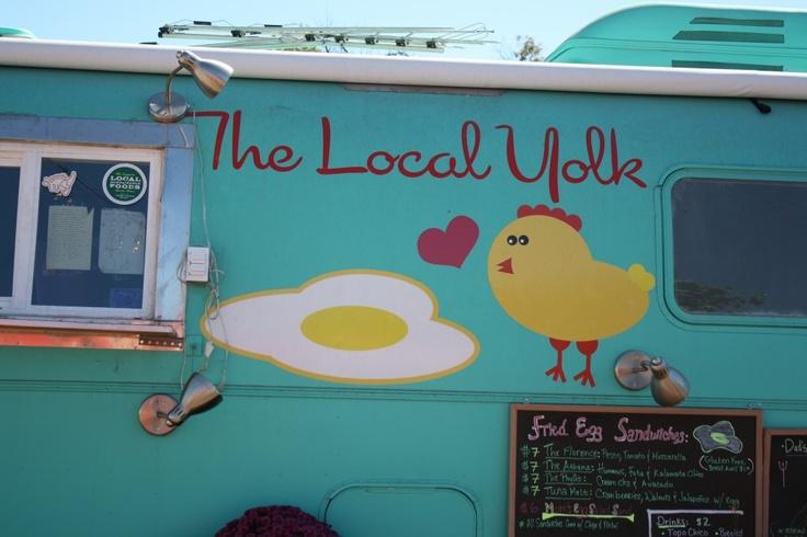 breakfast truck how cute