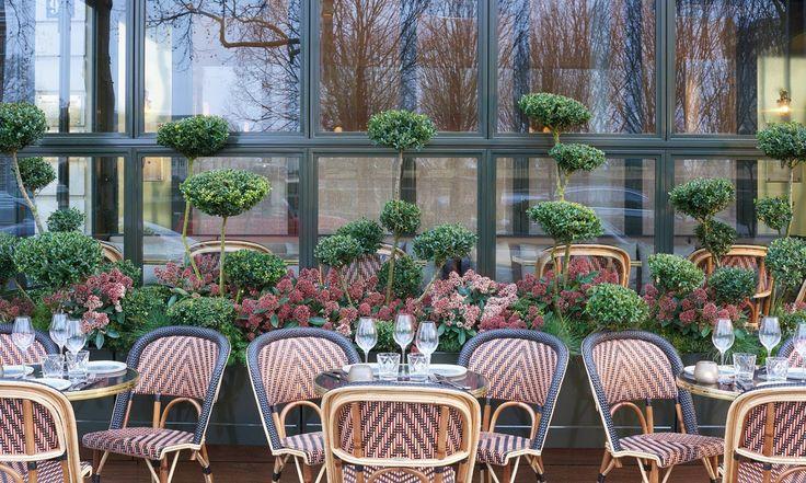Thiou ambiance chic et pic e paris terrasses jolies et paris - Restaurant thiou paris ...