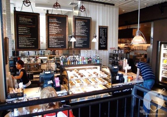 Cafe of M Street Kitchen