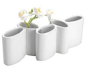 DALANI   Centrotavola bianco: dettaglio minimal in cucina