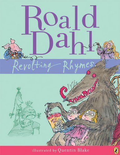 Revolting Rhymes by Roald Dahl http://www.amazon.com/dp/0142414824/ref=cm_sw_r_pi_dp_FYY9ub1QE73RQ
