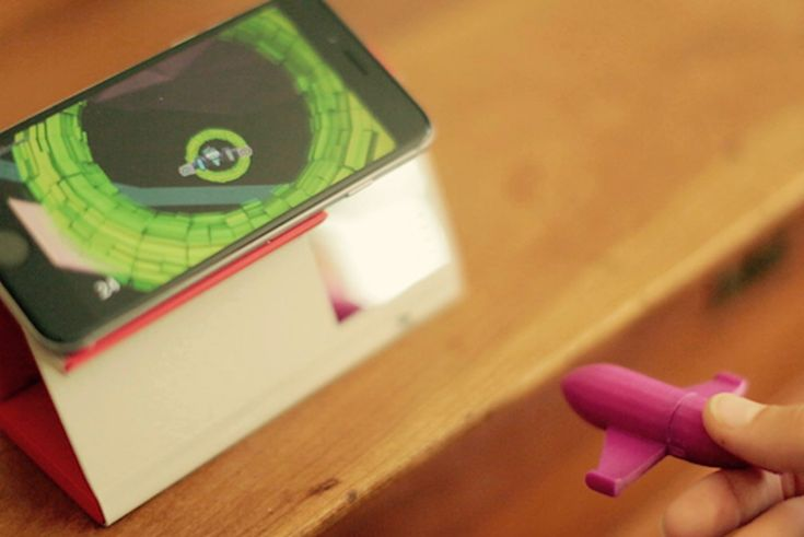 AR Kit Turns Any Table Into An Augmented Play Space