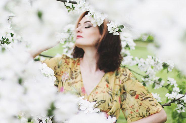 Woman portrait by Irina Baydakova @irinabaydakova_photography