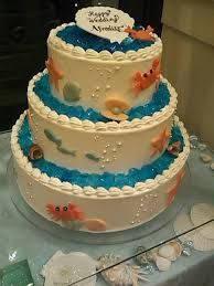 「ウェディング ケーキ マーメイド」の画像検索結果