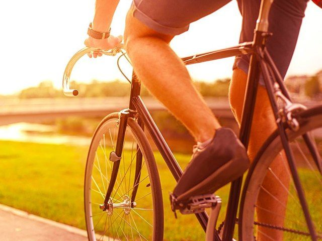 3 surprising health benefits of cycling - Story