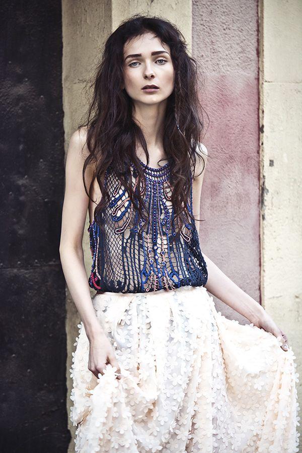 Bohemian Style .  Annick Turiaf - Fashion Stylist & Costume Designer