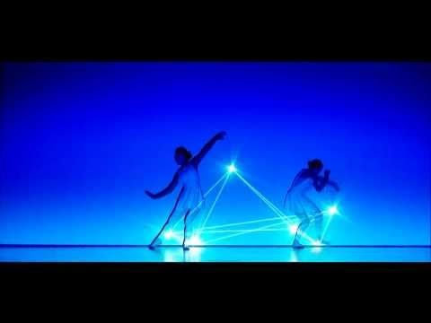 Enra, a Japanese troupe attempting to combine dance, technology, and light into unforgettable pieces of performance art.