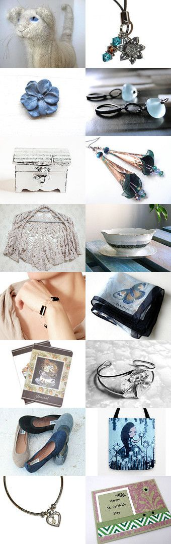 GIFTS by virginia wulf on Etsy--Pinned+with+TreasuryPin.com