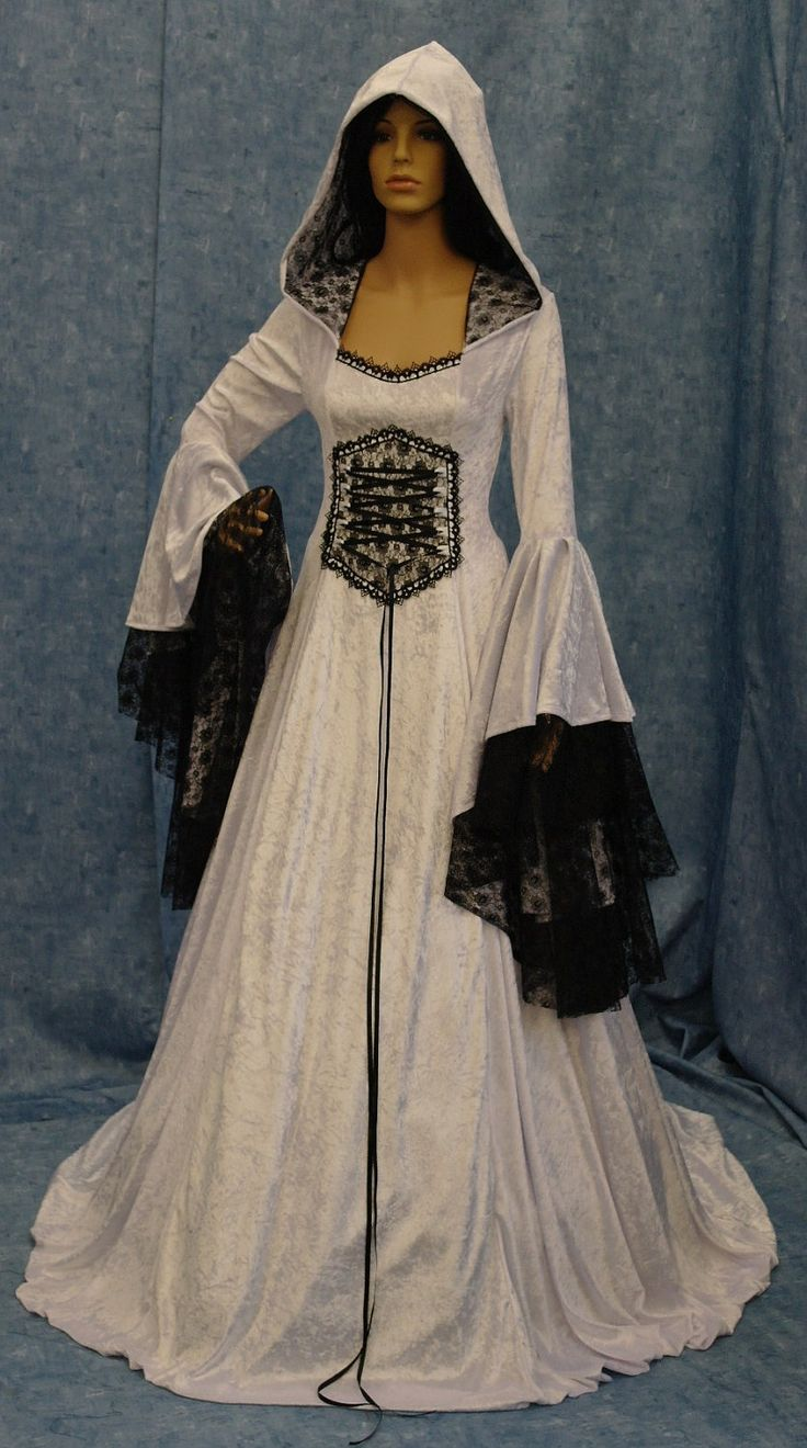 1000 images about renaissance period on pinterest renaissance - Renaissance Medieval Handfasting Wedding Dress Custom Made 315 00 Via Etsy
