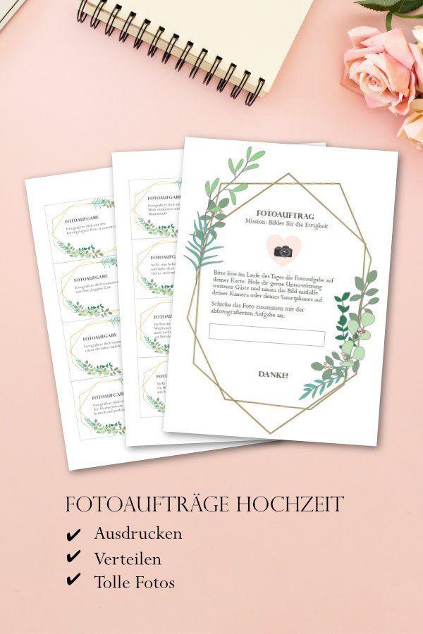 Hochzeitsspiel 56 Fotoaufgaben Bunt Als Pdf Zum Selbstdruck Etsy Hochzeit Spiele Hochzeitsspiele Hochzeit Freebies