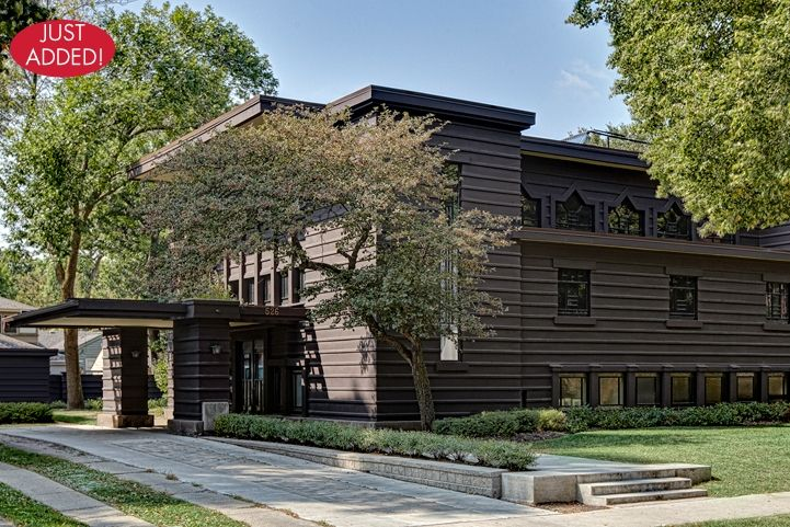 93 best frank lloyd wright buildings i 39 ve seen images on for Wrights motors north danville il
