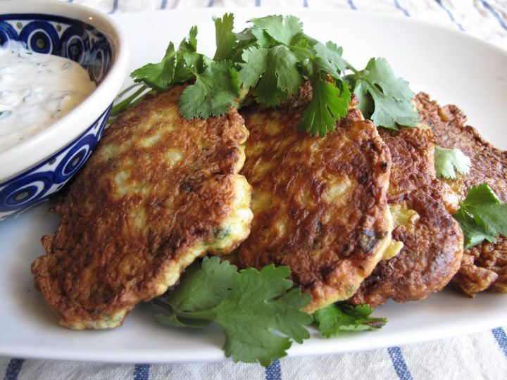 Instead of cooking meat or fish fritters, these fritters will be filled with cauliflower amongst other ingredients. This will help to keep you healthy and also filled. You can add some mashed potato and salad in order to fill you up.