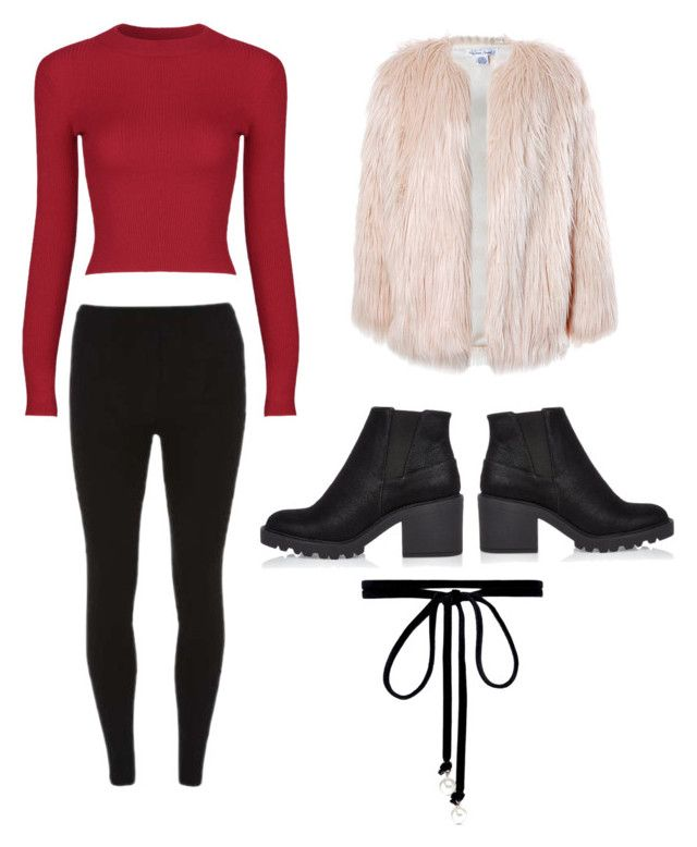 """""""Special"""" by sofia-pedu on Polyvore featuring Dorothy Perkins, Sans Souci, River Island and Joomi Lim"""