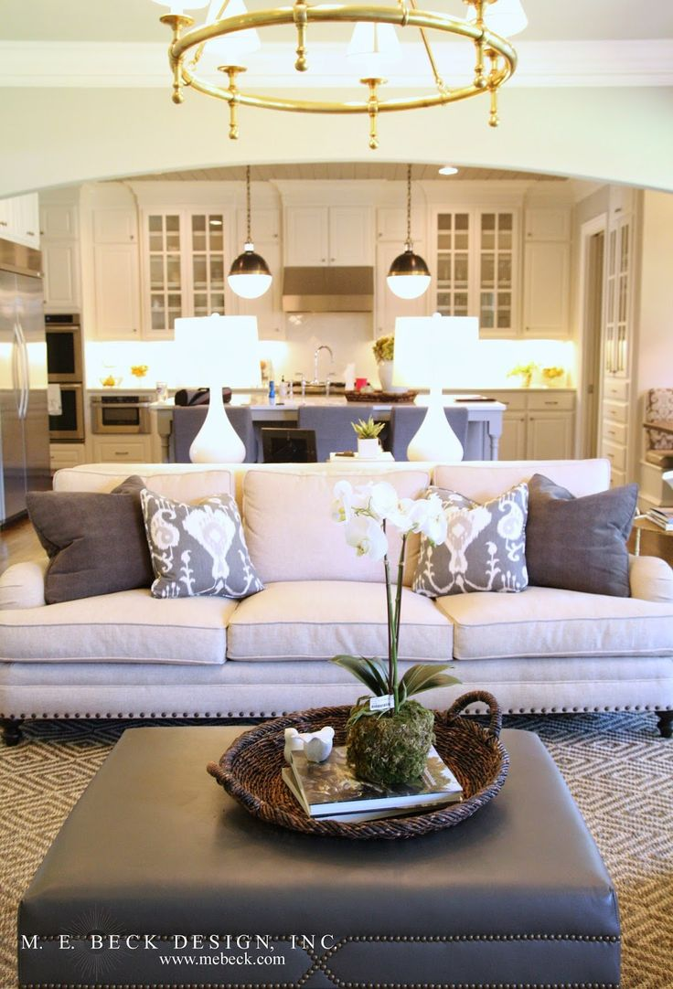 Live Beautifully | The Family Room