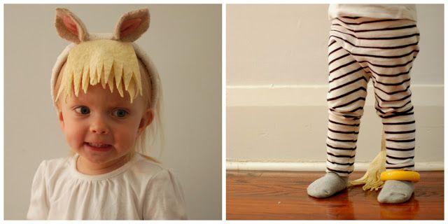 muumi puvut - moomin costumes - niiskuneiti ♥
