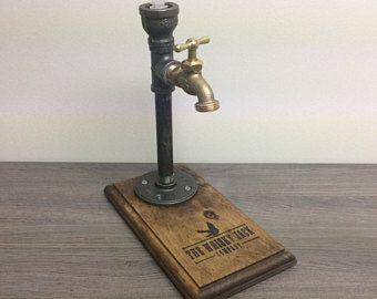 Liquor Dispenser / Whisky Jack / Beverage Dispenser / Bar Accessory / Handmade Tap