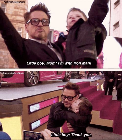 Because you didn't know it was possible to fall even more in love with RDJ, but it was and you did. | 51 Reasons 2013 Was The Best Year Ever To Be A Nerd