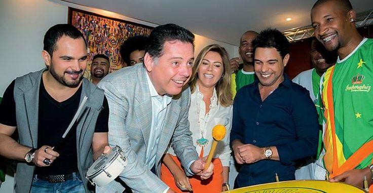Zezé Di Camargo e Luciano: show especial em Goiás