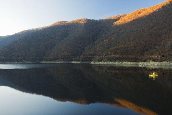 Image result for Lacul Negovanu