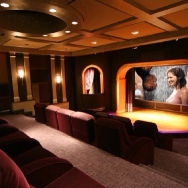 27 Cool Basement Home Theater Ready To Entertain: 75 Best Stage-Music Images On Pinterest