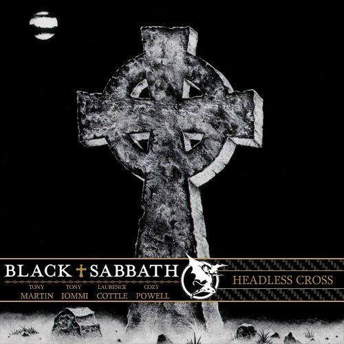 Black Sabbath - Headless Cross by CubsFan1981