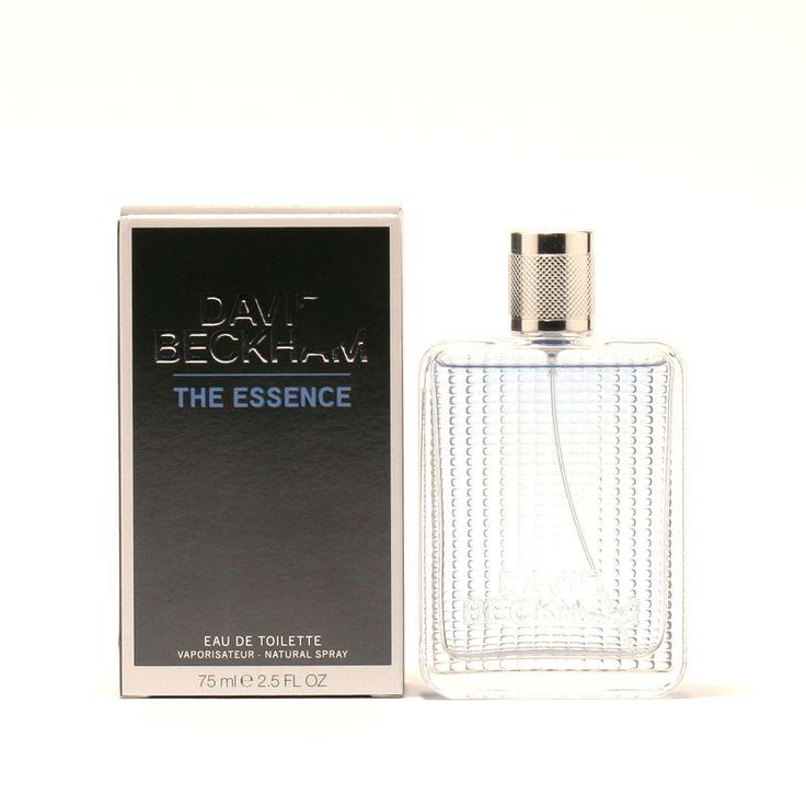 David Beckham Essence For Men-Eau De Toilette Spray