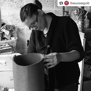 Our next #marchmeetthemaker  is another The Sussex Guild member - Jess Jordan