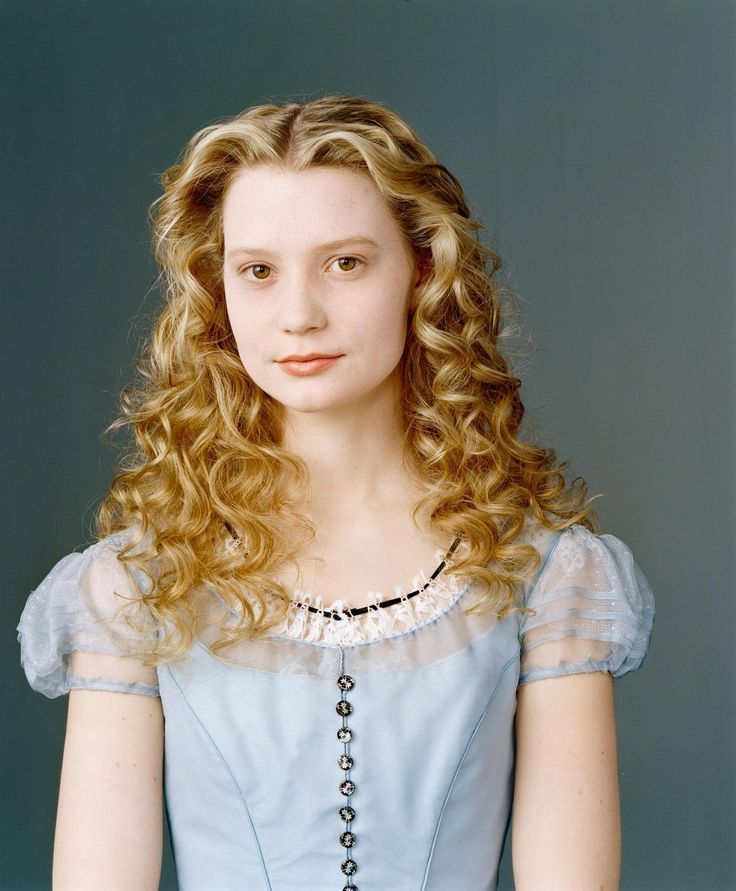 Image result for mia wasikowska alice