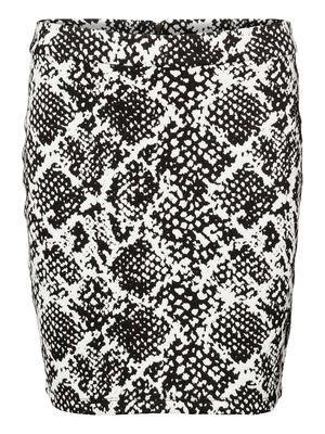 MUNJA SNOW SHORT SKIRT  #print #skirt #VEROMODA  @Veronica MODA
