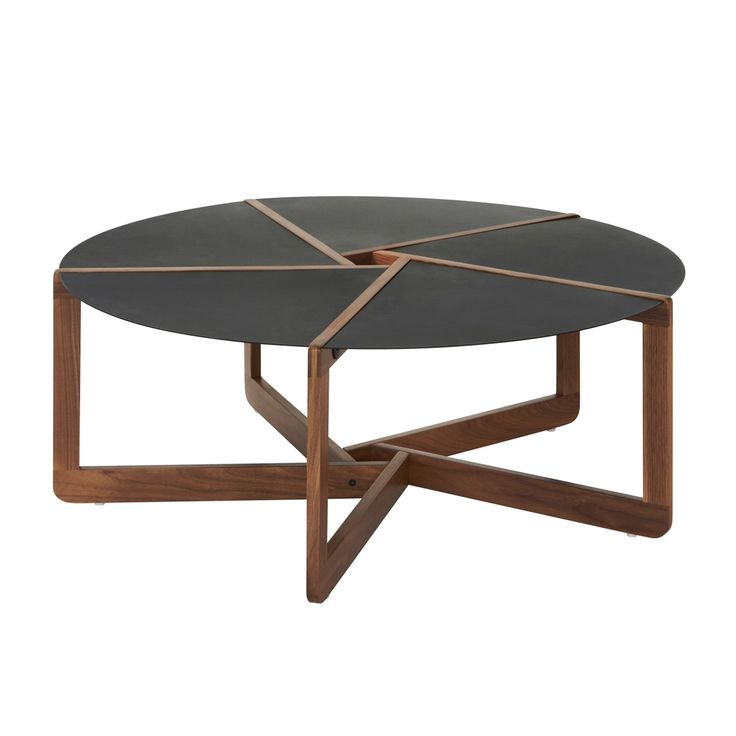 Pi coffee table modern side console tables blu dot for Blu dot media console
