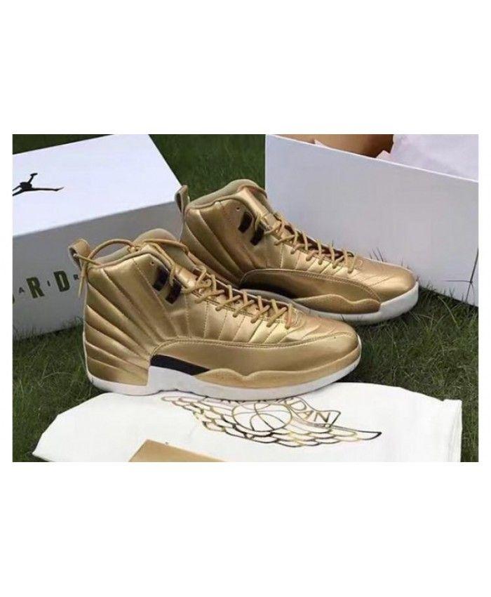 4c1b22d35092 2017 Limited Nike Air Jordan 12 Pinnacle
