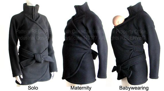 Maternity. Maternity Coat. Maternity Clothes. by MaternityClothes