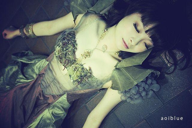 きゃりーぱみゅぱみゅ(Kyary pamyupamyu) is so cute girl. Photo by aoiblue