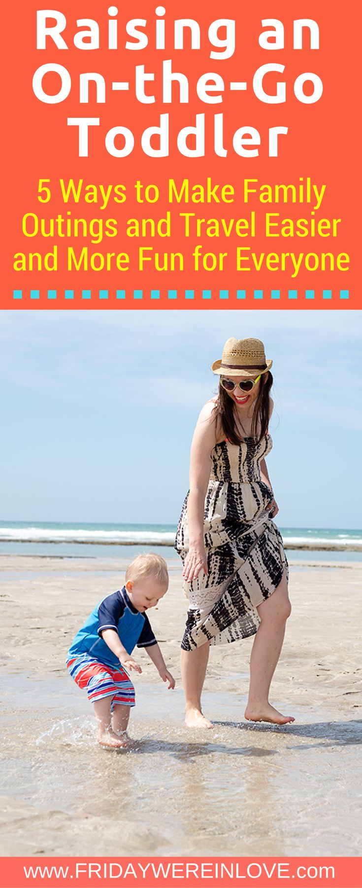 5 Ways to Make Family Outings and Travel Easier and More Fun For Everyone - Friday We're in Love