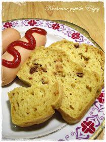 Chleb kukurydziany z suszonymi pomidorami